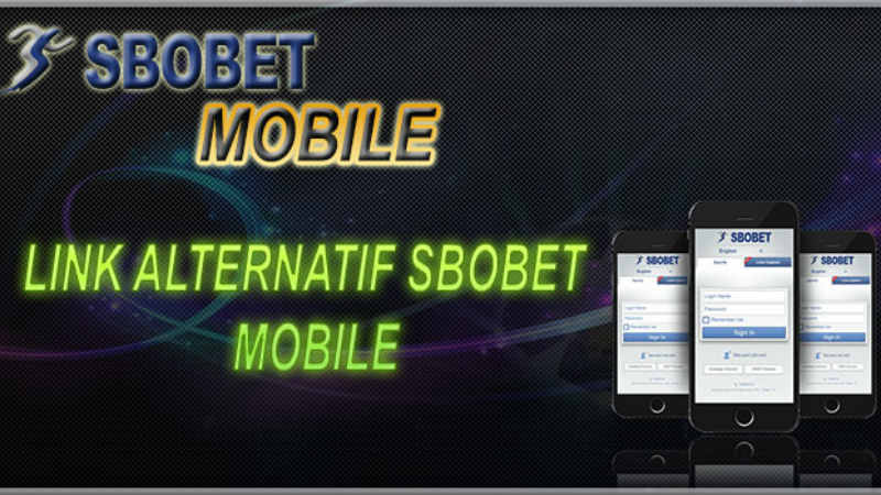 link alternatif sbobet mobile